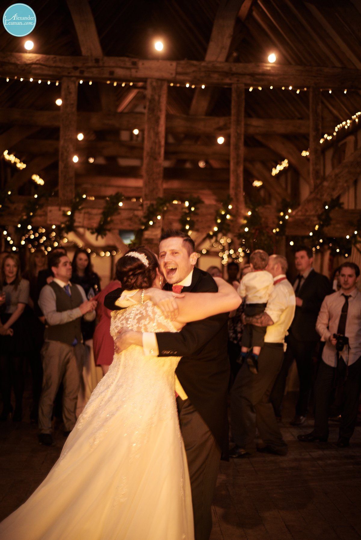 The first dance on fuji X100s