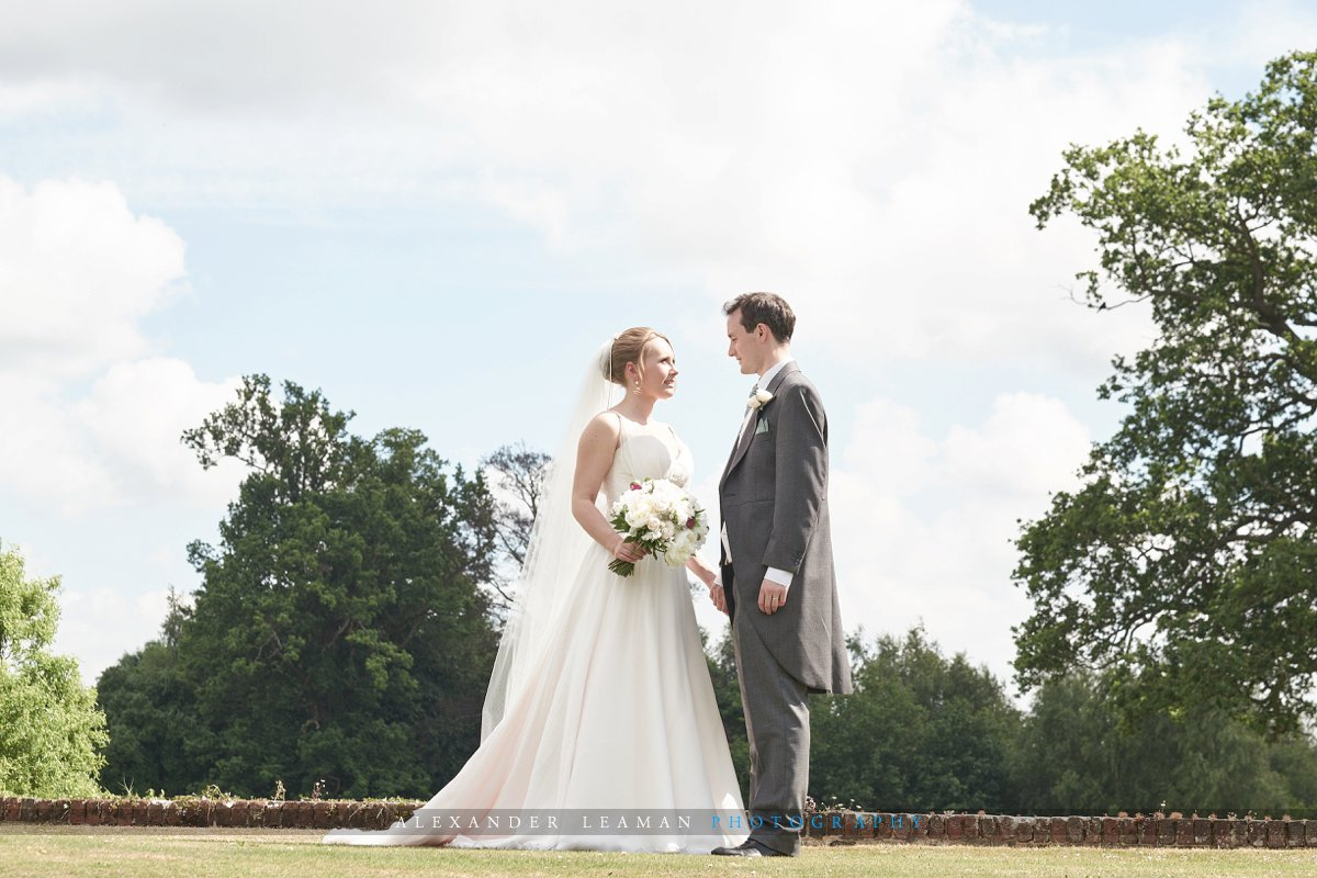 WEDDING PHOTOGRAPHY AT LOSELEY PARK OFFERS